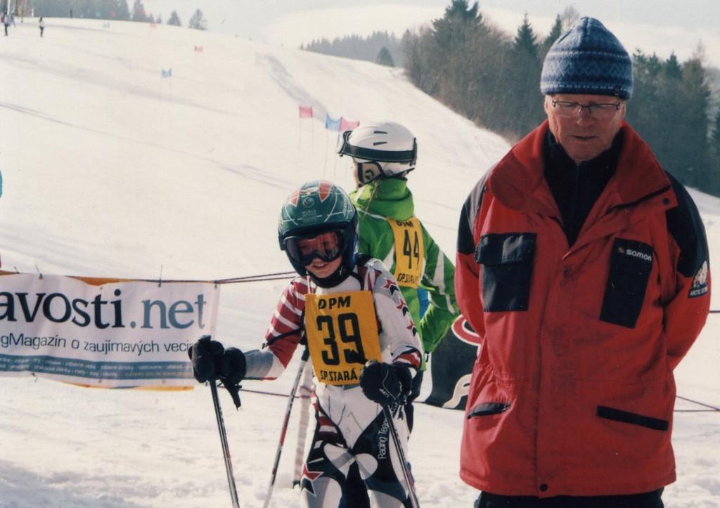 gemza lyžovanie